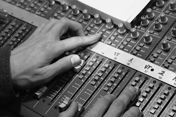 Audio postproduction
