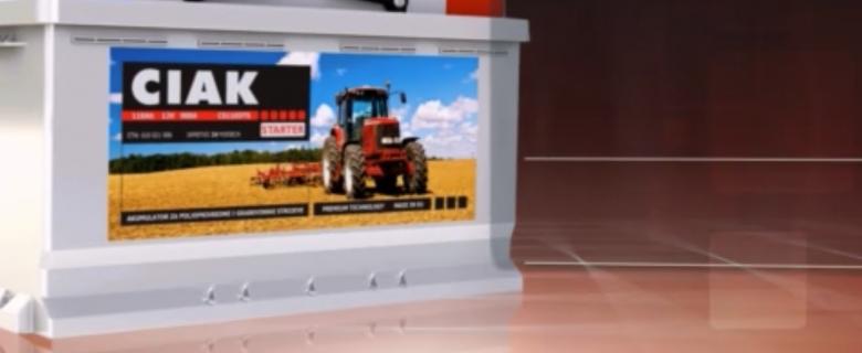 CIAK traktori